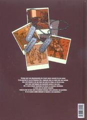 Volunteer t.2 - 4ème de couverture - Format classique