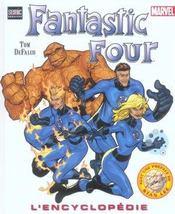 Fantastic Four ; L'Encyclopedie - Intérieur - Format classique