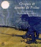 Croquis et dessins de Poilus - Couverture - Format classique