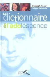 Dictionnaire de l'adolescence - Intérieur - Format classique