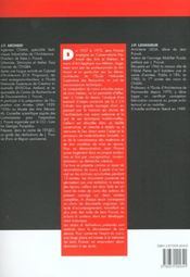 Prouve - Cours Cnam 1957-1970 - 4ème de couverture - Format classique