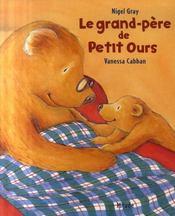 Le grand-père de petit ours - Intérieur - Format classique