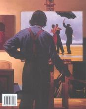 Jack Vettriano - 4ème de couverture - Format classique