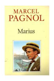 Marius - Couverture - Format classique