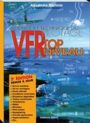 VFR top niveau (2e édition) - Couverture - Format classique