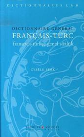 Dictionnaire général français-turc - Intérieur - Format classique