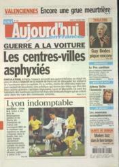 Aujourd'Hui En France N°1141 du 13/01/2005 - Couverture - Format classique