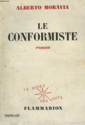 Le Conformiste. - Couverture - Format classique