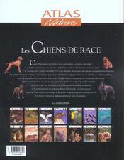 Les Chiens De Race - 4ème de couverture - Format classique