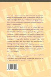Renault, la memoire d'entreperises - 4ème de couverture - Format classique