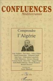Comprendre l'Algérie - Couverture - Format classique