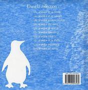 Les animaux polaires - 4ème de couverture - Format classique