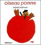Oiseau pomme - Couverture - Format classique