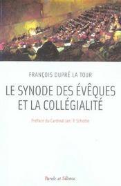 Synode Des Eveque Et La Collegialite - Intérieur - Format classique