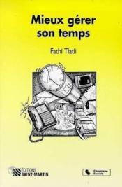 Mieux Gerer Son Temps 2eme Edition - Couverture - Format classique