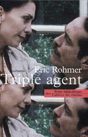Triple agent - Intérieur - Format classique