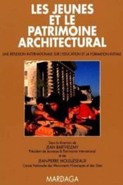 Jeun et le patrim archi - Couverture - Format classique