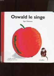 Oswald le singe - Couverture - Format classique