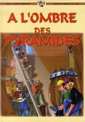 A L'Ombre Des Pyramides - Intérieur - Format classique