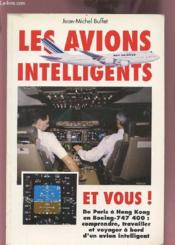 Les Avions Intelligents Et Vous - Couverture - Format classique