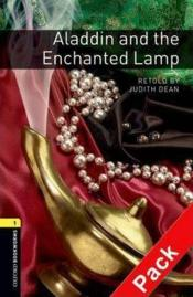 Vente livre :  Aladdin and the enchanted lamp audio ; niveau 1  - Xxx - Judith Dean