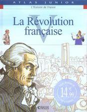 L'histoire de France t.5 ; la révolution française - Intérieur - Format classique
