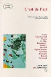 C'Est De L'Art - Couverture - Format classique