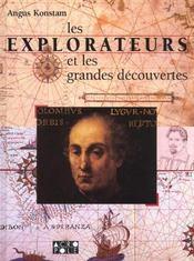 Les Explorateurs Et Les Grandes Decouvertes - Intérieur - Format classique