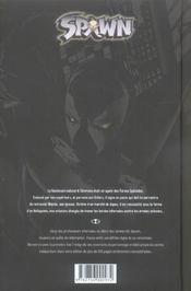 Spawn t.1 ; resurrection - 4ème de couverture - Format classique