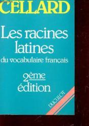 Les Racines Latines - Couverture - Format classique