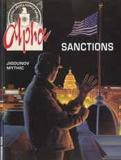 Alpha t.5 ; sanctions - Intérieur - Format classique