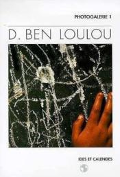 Didier Ben Loulou. Entre Ombre Et Lumiere : Jerusalem - Couverture - Format classique
