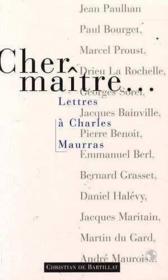 Cher Maitre - Couverture - Format classique