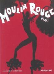 Moulin Rouge - Couverture - Format classique