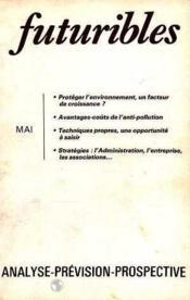 Futuribles No44 Mai 1981 - Couverture - Format classique