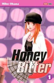 Honey bitter t.1 - Intérieur - Format classique