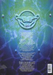 Aquablue t.10 ; le baiser d'arakh - 4ème de couverture - Format classique