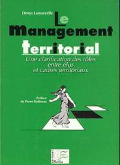 Le Management Territorial - Intérieur - Format classique
