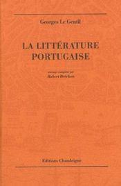 La Litterature Portugaise - Intérieur - Format classique