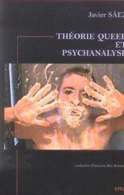 Theorie Queer Et Psychanalyse - Intérieur - Format classique