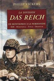 La Division Das Reich, De Montauban A La Normandie - Intérieur - Format classique