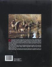 Sanglier, Ces Chasses De Nos Terroirs - 4ème de couverture - Format classique