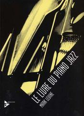 Livre du piano jazz ; piano, clavier - Intérieur - Format classique