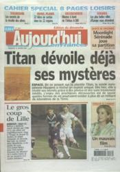 Aujourd'Hui En France N°1144 du 16/01/2005 - Couverture - Format classique