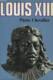 Louis Xiii. - Couverture - Format classique