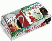 Le coffret mug cake Angry Birds  - Collectif