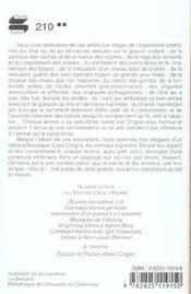 Propos Animaliers - 4ème de couverture - Format classique