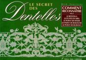 Le secret des dentelles t.2 - Couverture - Format classique