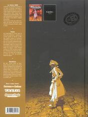 Travis karmatronics t.1 ; neolibertalia - 4ème de couverture - Format classique