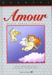 Le Petit Livre Illustre De L'Amour - Intérieur - Format classique